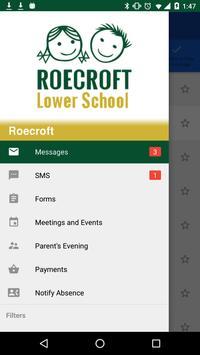 ParentMail Roecroft Lower screenshot 1