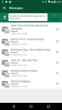 ParentMail Roecroft Lower screenshot 2