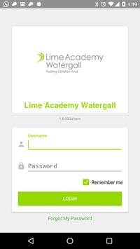 Lime Academy Watergall poster