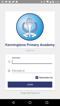 Kenningtons Primary Academy poster