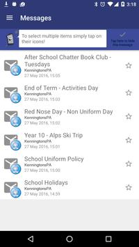 Kenningtons Primary Academy apk screenshot