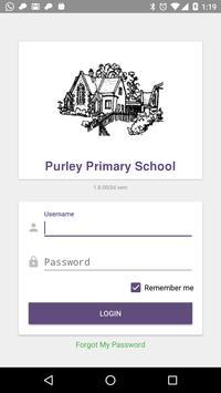 Purley Primary School poster