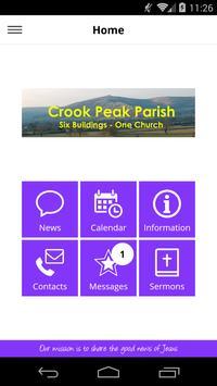 Crook Peak Parish apk screenshot