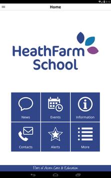 Heath Farm School screenshot 2