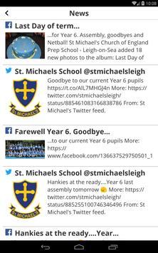 St Michael's School screenshot 8