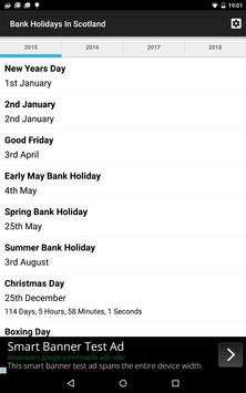 Bank Holidays In Scotland screenshot 2