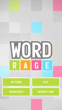 Word Rage poster