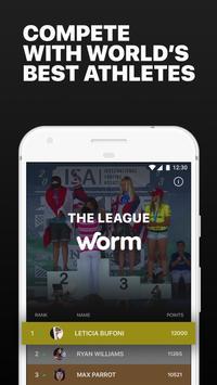 Worm apk screenshot