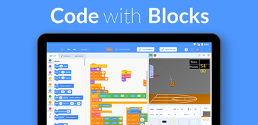 Code with Blocks - Learn to code with Blocks