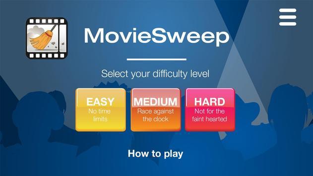 MovieSweep NEW apk screenshot