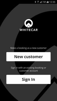Whitecar poster