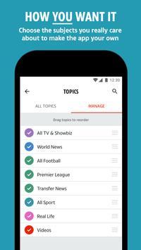 The Sun Mobile - News, Sport & Celebrity Gossip apk screenshot