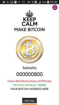 Bitcoin Maker screenshot 1