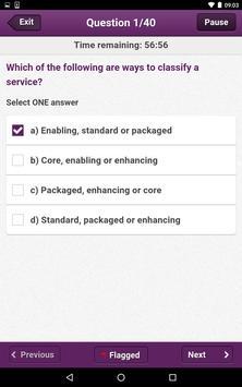Official ITIL® v3 App captura de pantalla 7