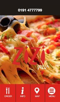 ZiZi Pizza poster