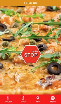 Pizza Stop poster