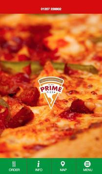 Prime Pizza poster