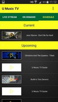 U Music TV apk screenshot