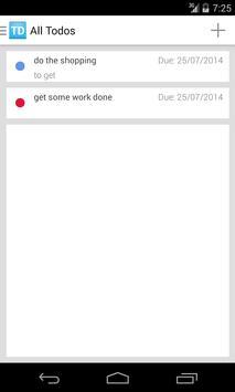 Everyday ToDo apk screenshot