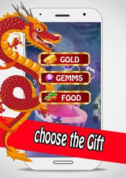 Free Gems for dragon city cheats screenshot 2