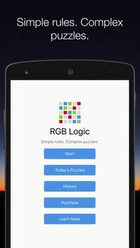 RGB Logic poster