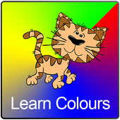 Learn Colours - For Kids icon