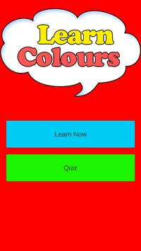 Learn Colours - For Kids screenshot 1