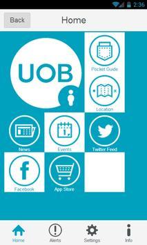 UoB Me poster