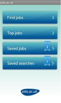 jobs.ac.uk Jobs poster