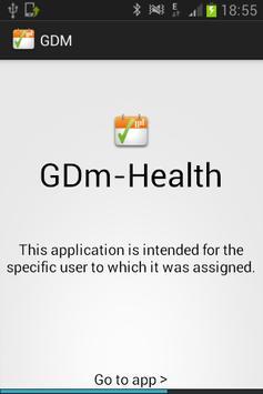 GDm poster