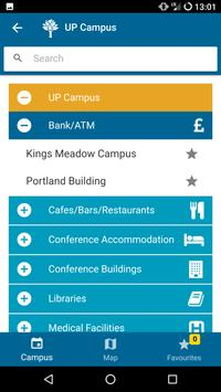 Nottingham Conferences Walking Guide screenshot 1