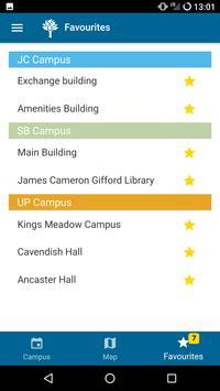 Nottingham Conferences Walking Guide screenshot 4