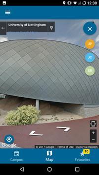 Nottingham Conferences Walking Guide screenshot 5