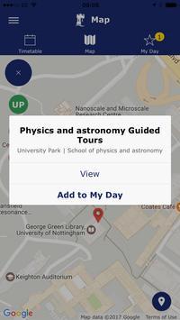 UoN Open Day 2017 screenshot 4