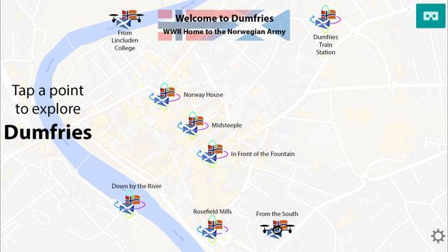 WW2 Dumfries (Unreleased) poster