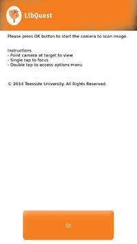 LibQuest (Vuforia) apk screenshot