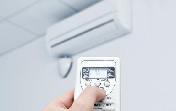 Air conditioning controller apk screenshot