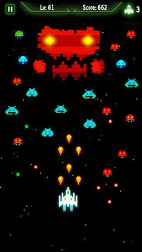 Space Invaders:Galactic Attack poster