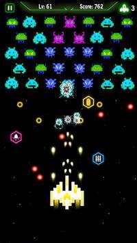 Space Invaders:Galactic Attack apk screenshot