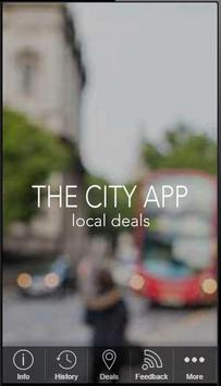 The City App poster