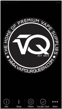 Vapour Queen poster
