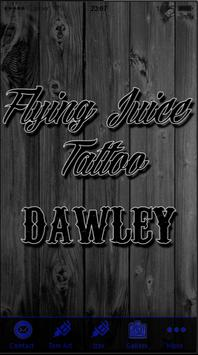 Flying Juice - Dawley poster
