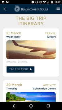 Beachcomber Tours UK screenshot 1