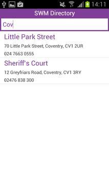 DLNR SWM Directory apk screenshot