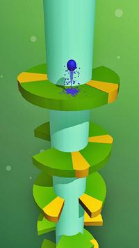 Helix Jump! apk screenshot