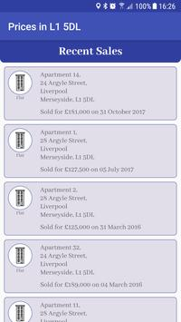 Local House Prices - What they sold for apk screenshot
