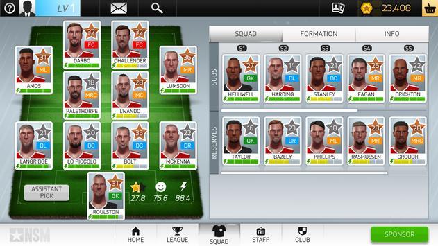 New Star Manager captura de pantalla 3