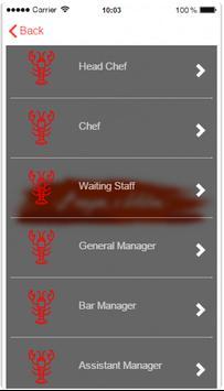 Burger & Lobster Jobs screenshot 1