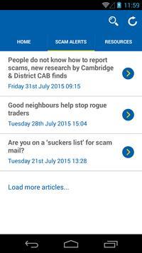 Anti-Scam Alert screenshot 1