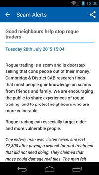 Anti-Scam Alert screenshot 3